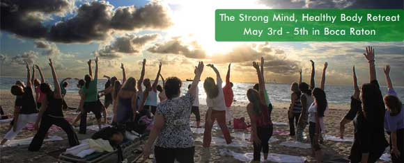 Strong Mind, Healthy Body Retreat