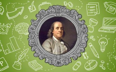 Benjamin Franklin {Can Studying His Routines Benefit You?}