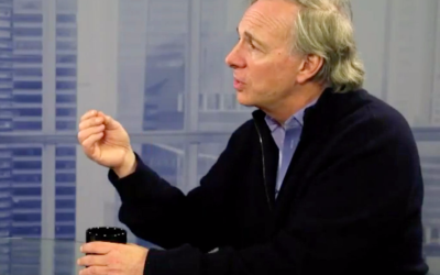 Ray Dalio- Ideas, Radical Transparency, and Billions of Dollars
