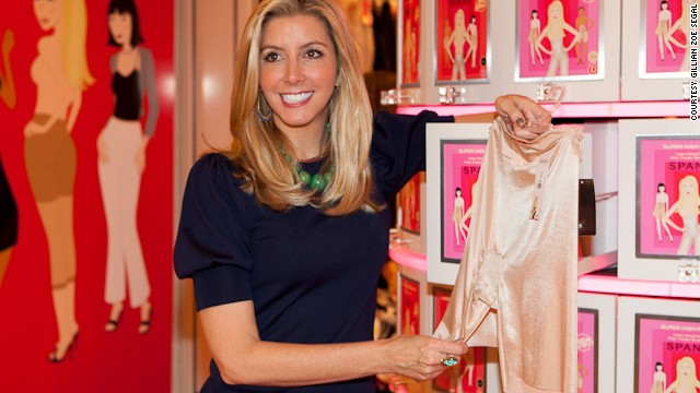 Billionaire Sara Blakely- 3 Tips For Entreprenuel Success.